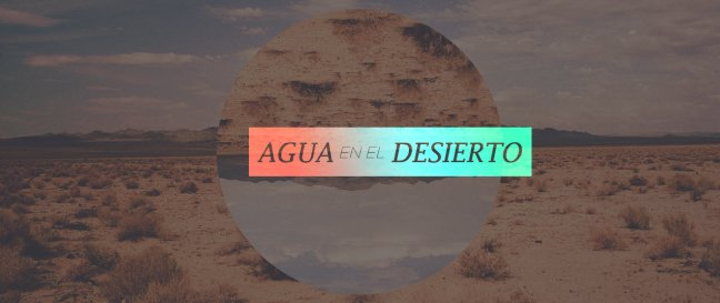 AguaDesierto